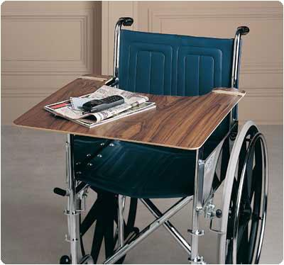 Patterson Medical Economy Wheelchair Lap Tray Tempered Masonite - Model 606301 at Sears.com