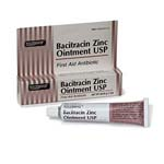 Fougera Bacitracin Zinc Ointment 1 Oz Tube Compared To Baciguent - Model 0011-31 at Sears.com